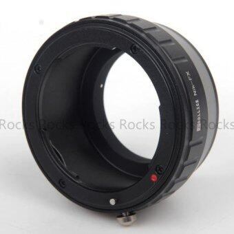 Dollice Lens Adapter Suit For Nikon to Fujifilm X Camera - 2