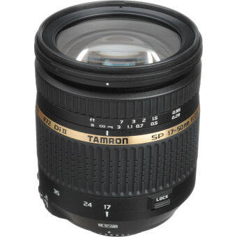 Harga (DSC MALAYSIA) Tamron SP AF 17-50mm f/2.8 XR Di-II VC LD Aspherical (IF) Lens for Nikon F