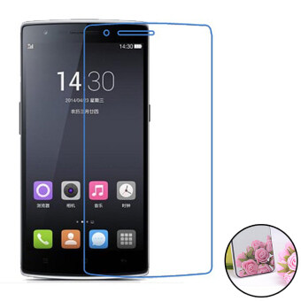 Harga Easybuy Mirror LCD Screen Protector Guard Cover Film Shield ForOneplus One Vogue