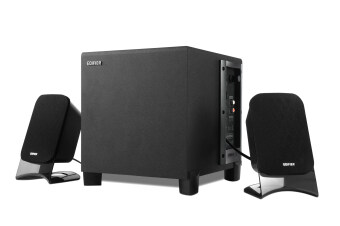 Harga Edifier XM2 High Quality 2.1 Speaker System with Micro SD Card and Aux Input