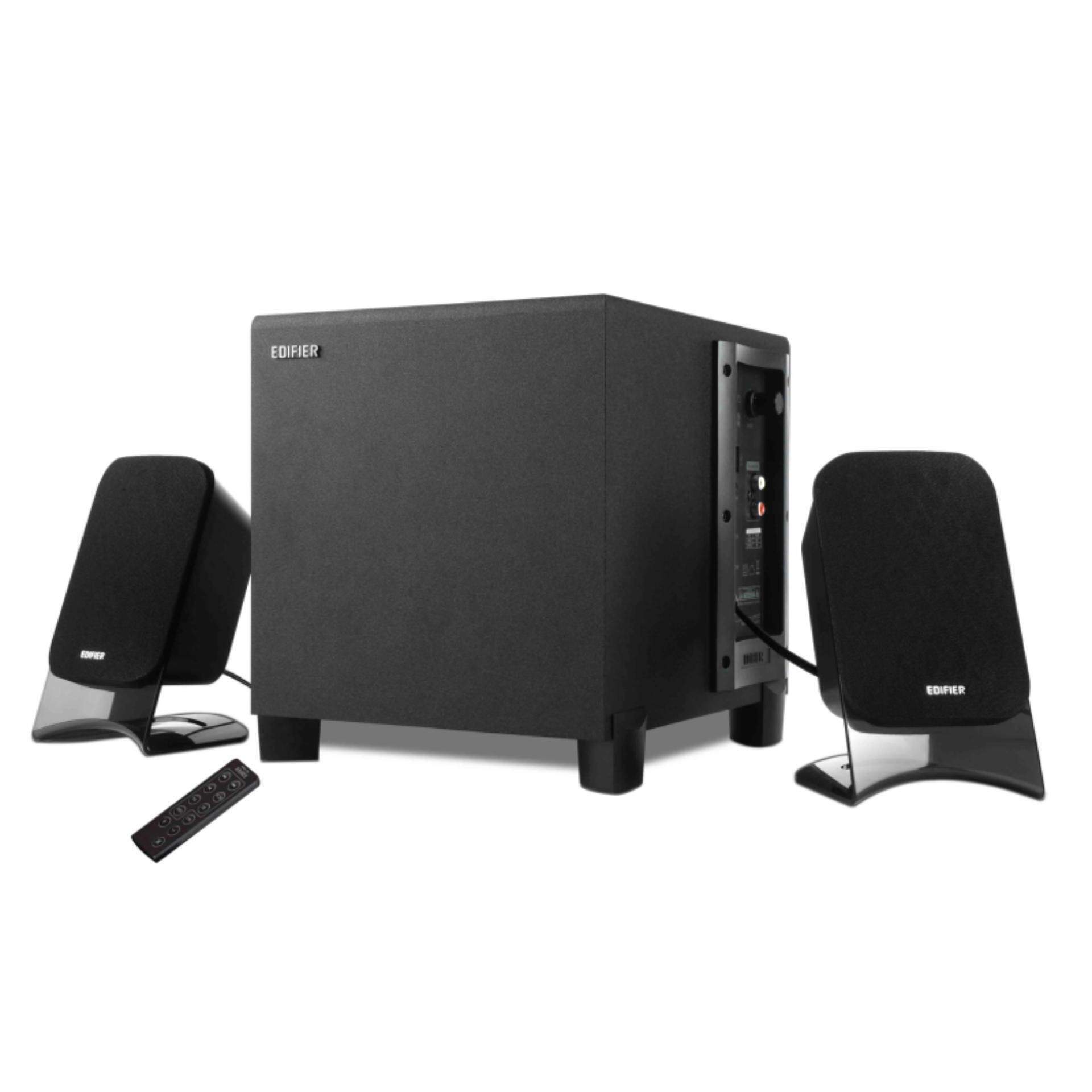 Edifier XM2 High Quality 2.1 Speaker System with Micro SD Card and Aux Input Malaysia