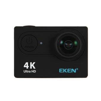 Harga EKEN H9 Ultra HD 4K 25fps Wifi Action Camera 2-inch LCD Sports CamCamcorder