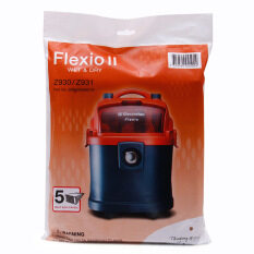 electrolux flexion 11 z930z931 dust bag paper pack of 5