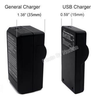 EN-EL23 Ultra Slim USB Charger for Nikon Coolpix P600 Coolpix P610Coolpix P900 - 2