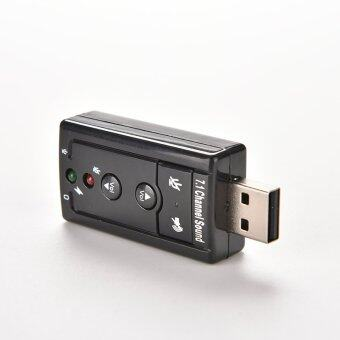 Harga External 7.1 Channel Audio Sound Card Adapter