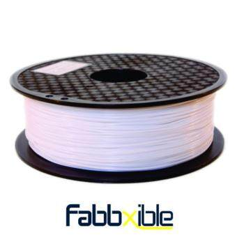 Fabbxible 1.75mm ABS Filament 1kg / 1000g (White)