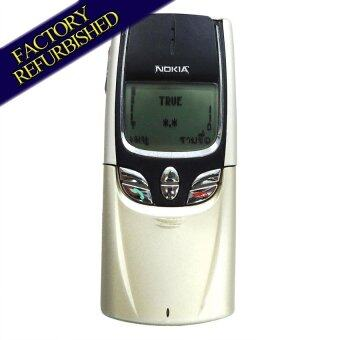 (FACTORY REFURBISHED) Nokia 8850 Gold