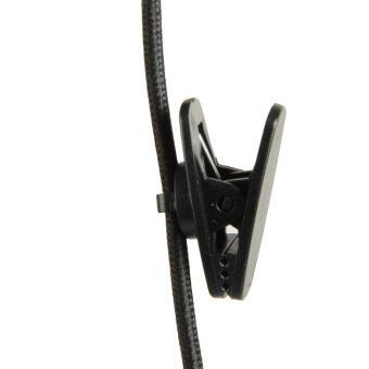 Fancytoy 3.5mm 1 Pin PTT Ear Hook Earpiece Headphone for YAESUVX160/1R/2R/3R/5R/6R - 5