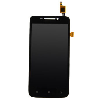Fancytoy Black Full LCD Display + Touch Screen Digitizer AssemblyFor Lenovo S650