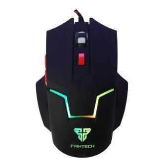 ... Fantech ECLIPSE K710 Semi Mechanical Switches RGB Light Gaming Keyboard Fantech