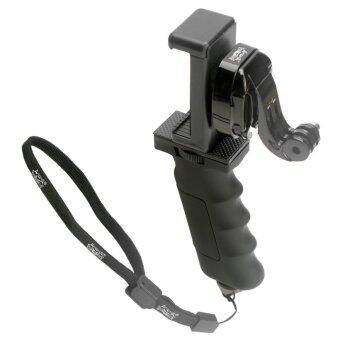 Fat Cat Hand Grip Stabilizer w/ Phone Clamp for GoPro Hero 4 3+ 3 2 - 2