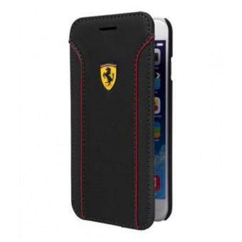 FERRARI IPHONE 6/6S FLIP CASING ORIGINAL (BOOKTYPE CASE FOR IPHONE6/6S) CLEARANCE