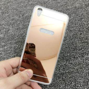 For Oppo F1 A35 Mirror Soft TPU Case Phone Cover