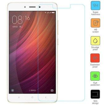 Harga For Redmi Note 4X 9H Crystal Clear Tempered Glass HD UltrathinScreen Protector
