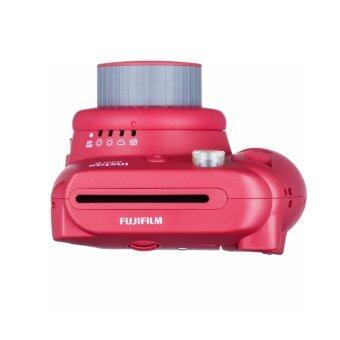Fujifilm Instax Camera Mini 8 Raspberry + Fujifilm Instax MiniPlainFilm (10pcs) - 3