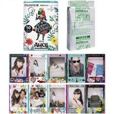 Fujifilm Instax Mini Alice Instant 10 Film for Fuji 7s 8 25 50s 7090 / Polaroid