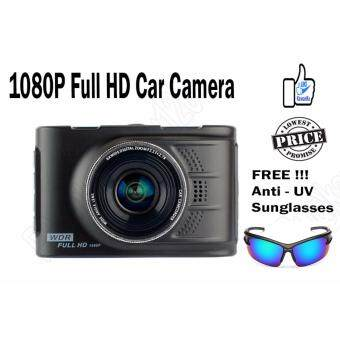 Full HD 3.0?screen Lcd 1080P 170 Degree wide-angle Car DVR Vehicle Dash Camera Recorder Car Cam