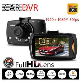 "Harga G30 Car Cameras + 2.7"" Car Driving Video Recorder Car DVR FHD 1080PDash Cam Camcorder Night Vision"