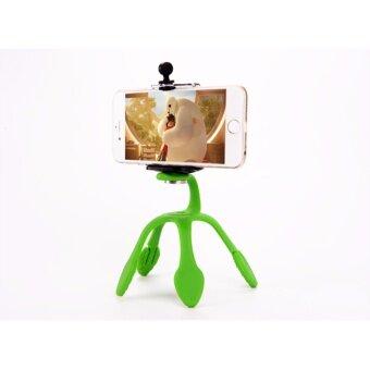 GekkoPod Tripod Flexible Tripod/Mount for GoPro, Action Cameras,Smart Phones& Compact Digital Cameras - 4