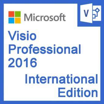 Harga Genuine Microsoft Visio Professional Pro 2016 (Free E-Book & Lifetime Support)