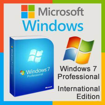 Harga Genuine Microsoft Windows 7 Professional (Free E-Book &Lifetime Support)