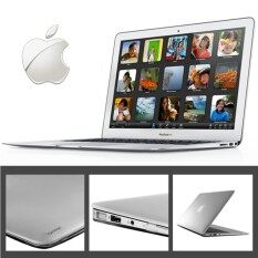Gooz Macbook Air 13 Protection Case (Transparent) BUY 1 FREE 1 Malaysia