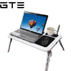 GTE E-Table Portable Foldable Laptop Table with Cooling System Malaysia