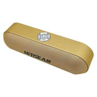 Hitgear S207 High Performance Bluetooth Speaker With Bluetooth , FMRadio , Micro SD Slot , USB Slot , Aux Input