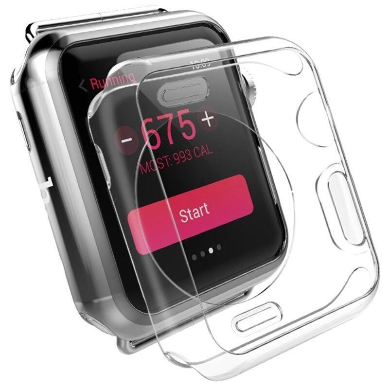 Hoco Apple Watch Ultrathin Transparent - 38mm Malaysia