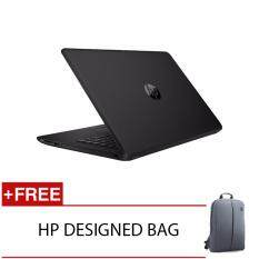 HP 14-BS537TU N3060 4GD3 500G WIN10H (BLACK) FREE HP DESIGNED BACKPACK Malaysia