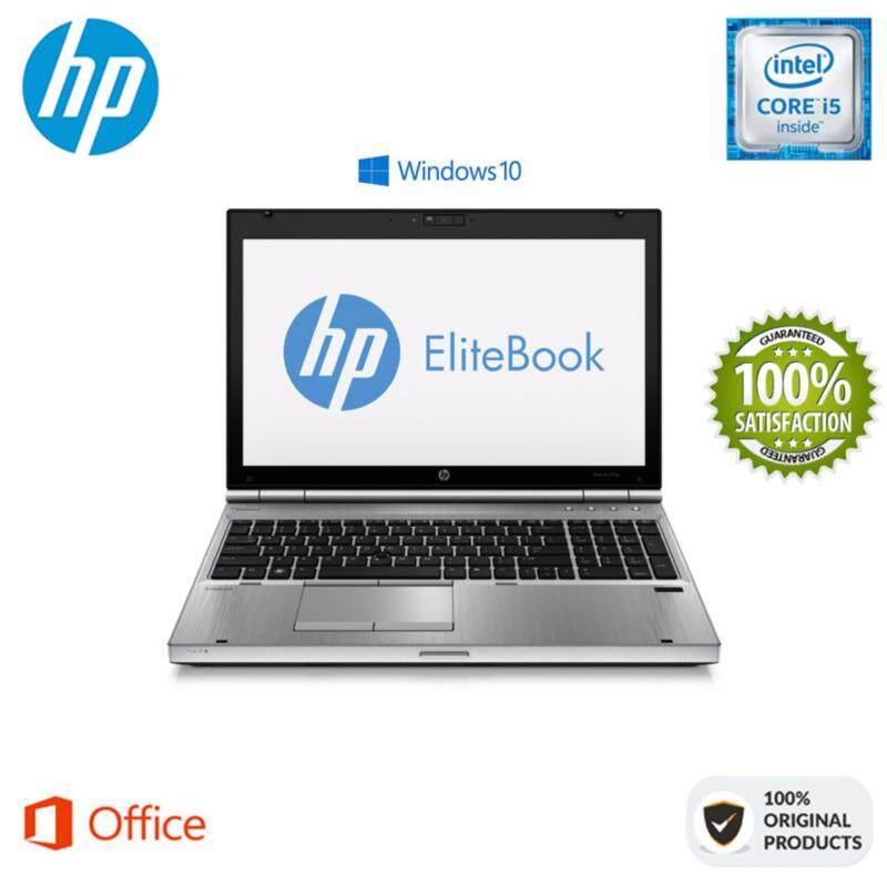 HP ELITEBOOK 8570P (15 INCH) CORE I5 V-PRO (ORIGINAL REMANUFACTURED) Malaysia