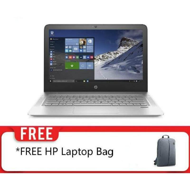 HP ENVY-13-AB002TU Laptop (FHD/i5-7200U/4GB/128GBSSD/NO-DVD/Win10/UMA/2YR/BP) - SILVER Malaysia