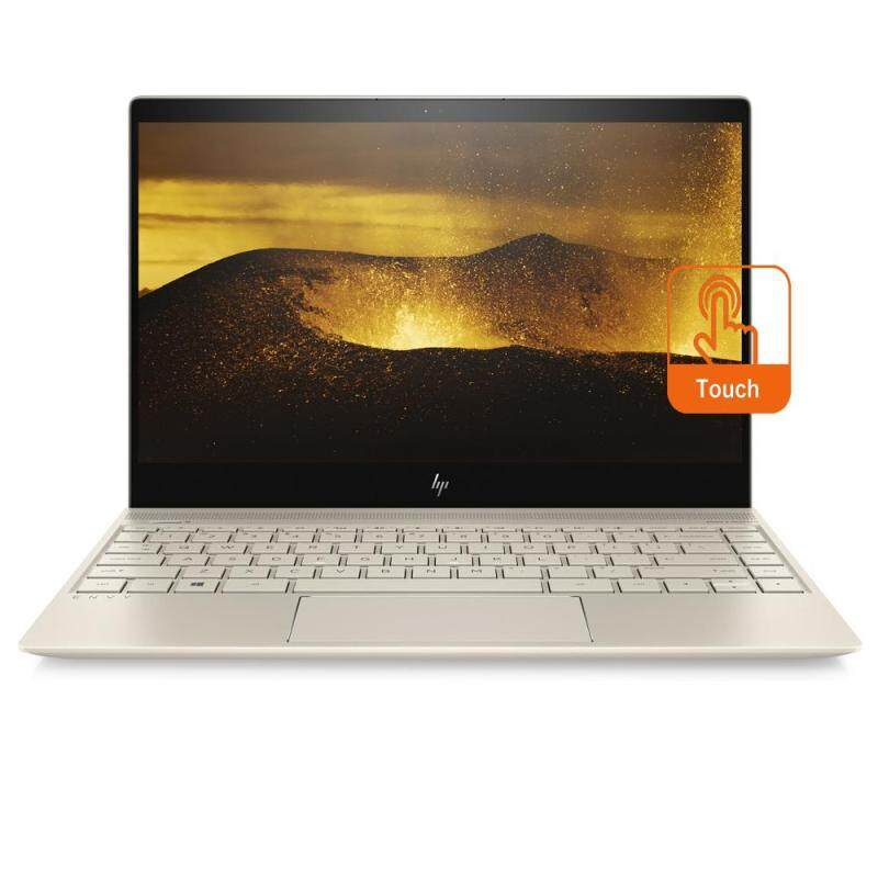 HP ENVY 13-ad163TX 13.3 FHD Touch Laptop Gold (i7-8550U, 8GB, 512GB, MX150 2GB, W10) Malaysia