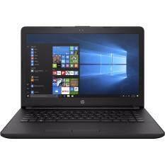 HP Notebook 14-bw053AU 14 Laptop Black (A6-9220, 4GB, 500GB, ATI, W10H) Malaysia