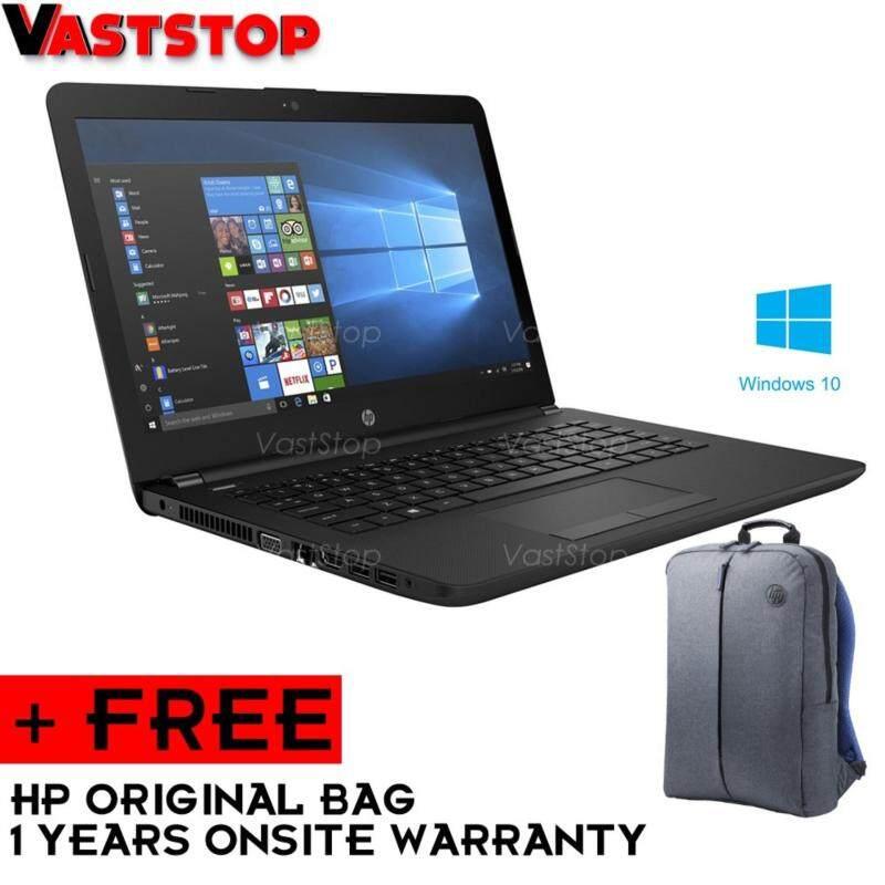HP Notebook Black 14-bS537TU(N3060/4GB/500GB/W10/14) Malaysia