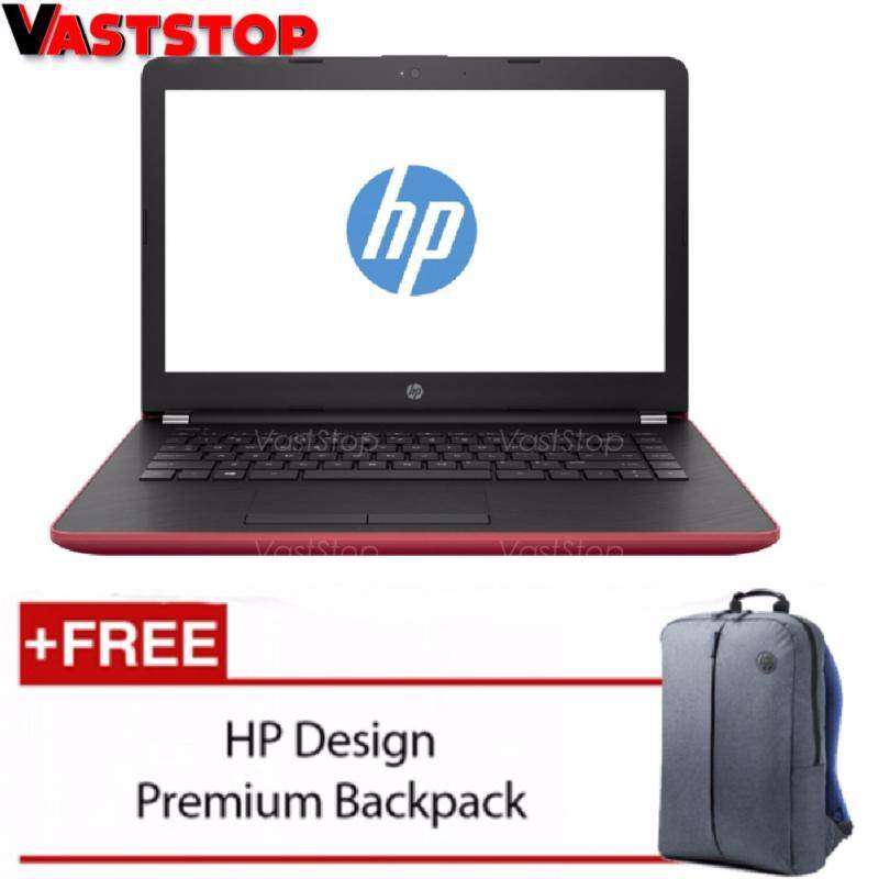 HP Notebook Red 14-bS581TU(I3-6006/4GB/1TB/W10/14) Malaysia