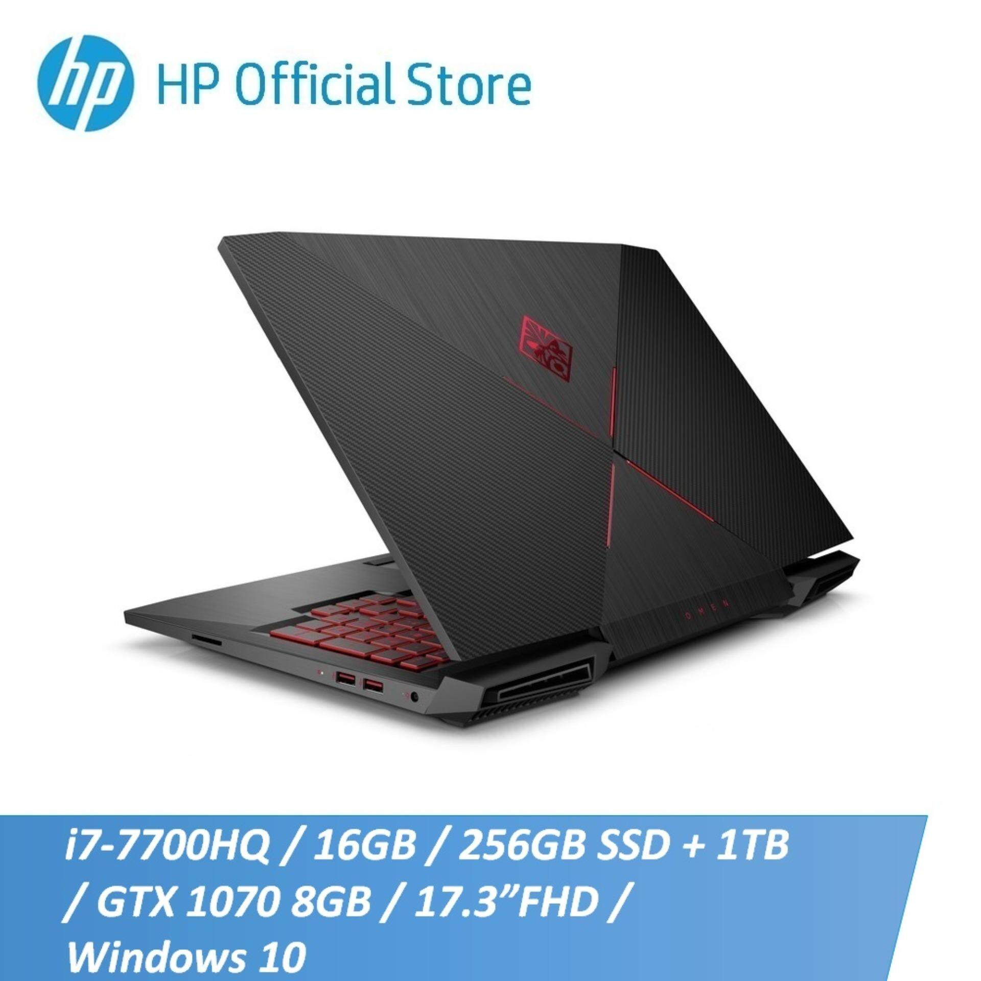 HP Omen 17-an023tx Notebook [FREE Omen Backpack] Malaysia