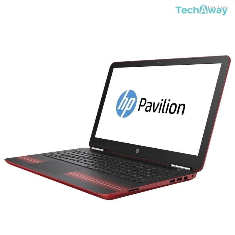 HP Pavilion 15-Au105TX 15.6 Laptop RED TA(I7-7500U,4GB,1TB,2GB,W10) Malaysia