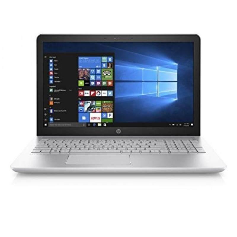 HP Pavilion 15 Laptop, Intel Core i7-7500U, 12GB RAM, 1TB hard drive, Windows 10 (15-cc020nr, Silver) Malaysia