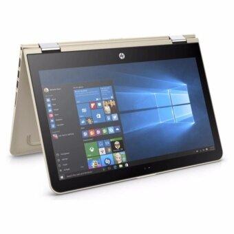 HP Pavilion x360 13-u103TU 13.3 2-in-1 Laptop Gold ( i3-7100u, 4GB, 500GB, Intel, W10H ) Malaysia