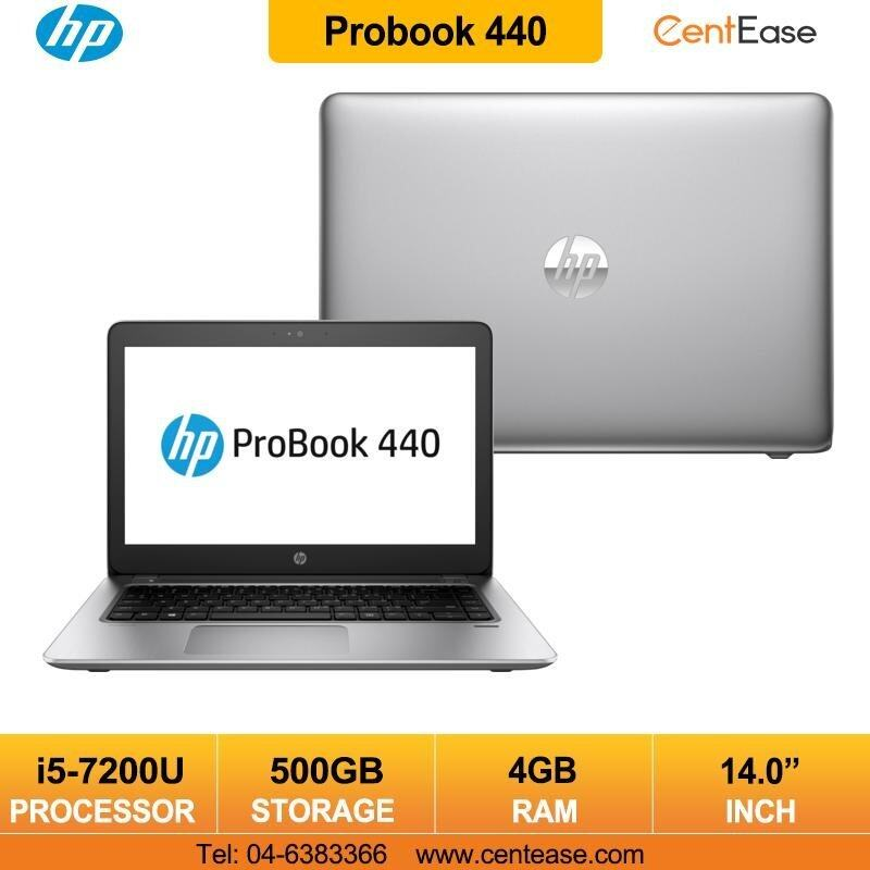 HP Probook 440 Commercial Laptop/Notebook- 14Inch/ Intel Core i5-7200U/ Win10Pro Malaysia