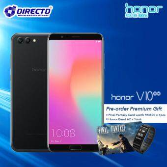 "Huawei Honor View 10 (6GB /128GB ROM/ 5.99"" FHD Screen), Original MY SET!!! Exclusive PREMIUM GIFT!!"