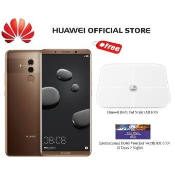 """Huawei Mate 10 Pro [6"""", 6GB RAM + 128GB ROM] - Free Exclusive Gifts Worth RM 799!"""