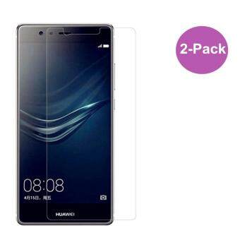 Harga Huawei P9 Plus Screen Protector [2-Pack], [3D Curved TemperedGlass] [Anti-Scratch] [Anti-Fingerprint] [Bubble Free] (P9 Plus5.5'')