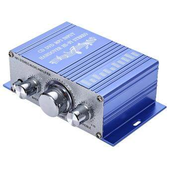 Harga HY - 2001 Mini 2CH Hi-Fi Stereo Output Power Amplifier