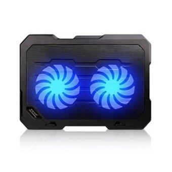 ICE COOREL S302 [NP20] Laptop Cooler Cooling Pads Super Mute 2 Big Fans Ice Cooling for Laptop/Notebook Malaysia