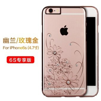Icon iphone6splus/I6 crystal beautiful six protective case phone case