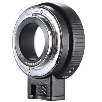 Harga Andoer EF-EOSM Lens Mount Adapter Support Auto-Exposure Auto-Focus and Auto-Aperture for Canon EF/EF-S Series Lens to EOS M EF-M M2 M3 M10 Camera Body Support Image Stability Outdoorfree