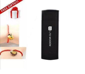 Harga 4G USB Modem with SIM Card Slot Unlock Universal Portable 100Mbps 4G Lte Modem for Travel