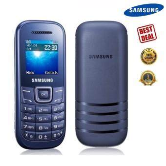 Harga Samsung Keystone 2 E1200 Blue (Official Samsung Warranty)